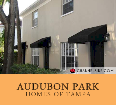 Audubon Park Homes Of Tampa