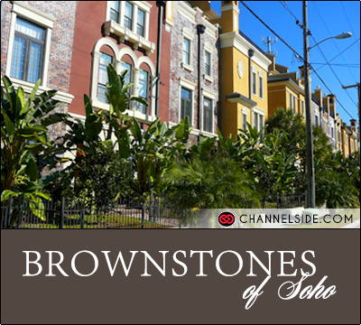 Brownstones Of Soho