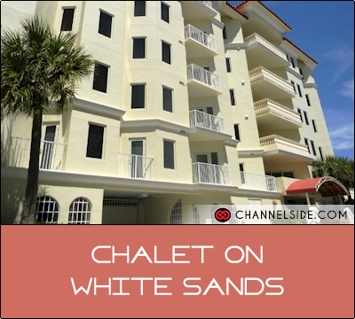 Chalet On White Sands