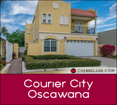 Courier City-Oscawana