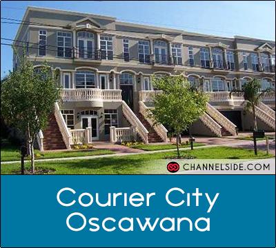Courier City-Oscawana