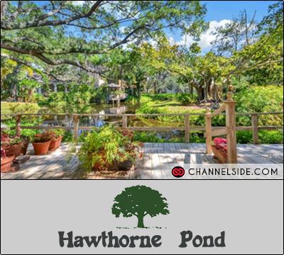 Hawthorne Pond