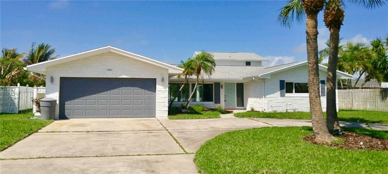 660 CAPRI BLVD, TREASURE ISLAND,  33706