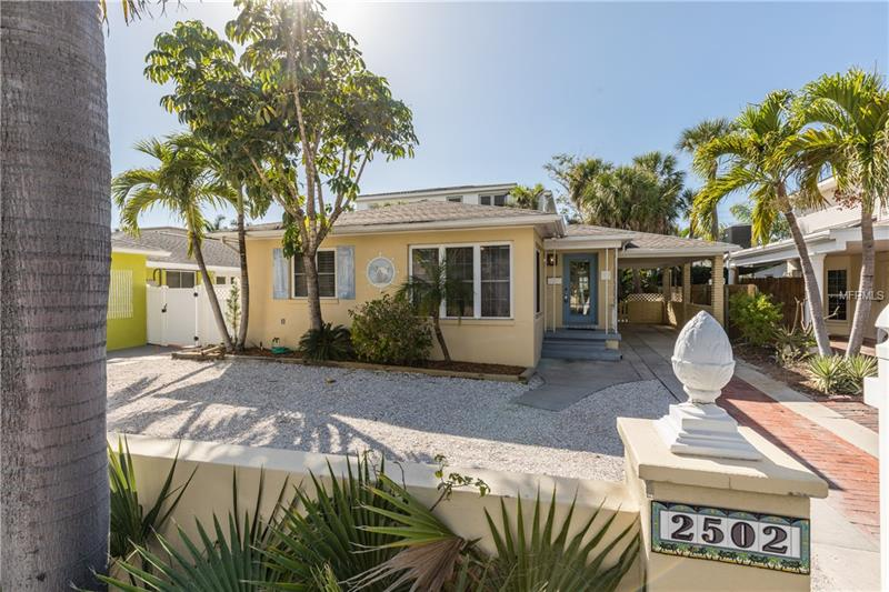2502 PASS A GRILLE WAY, ST PETE BEACH,  33706