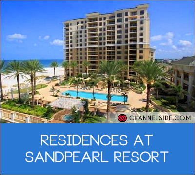 Residences At Sandpearl Resort