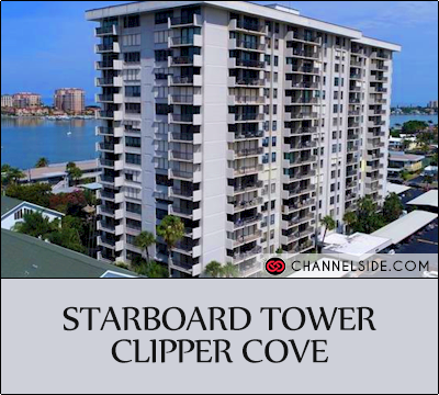 Starboard Tower Clipper Cove